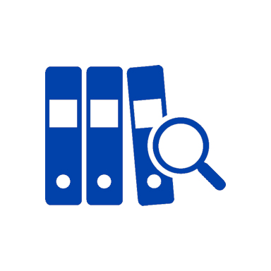 Online Research Service icon
