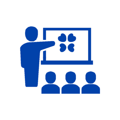 Knowledge Sharing Education Service icon