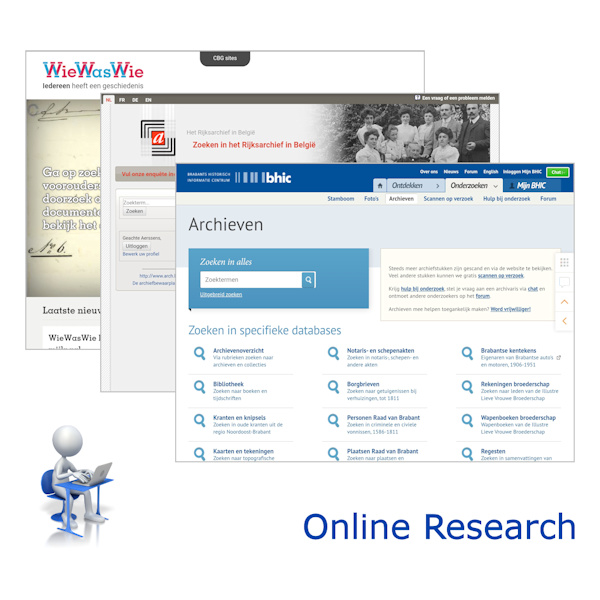Online Research Service