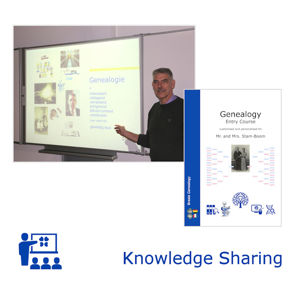 Knowledge Sharing Education Service