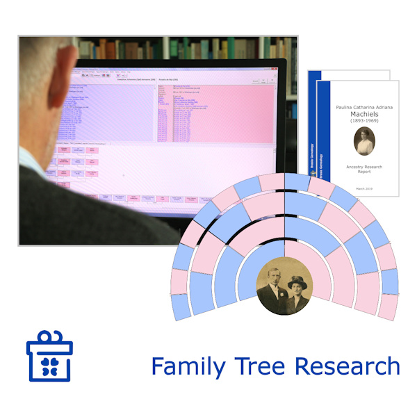 Family Tree Research Gift